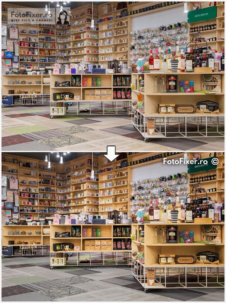 Retusare fotografii comerciale produs mobilier comercial HomoFaber postprocesare FotoFixer 5 - Portofoliu retușare fotografii comerciale - FotoFixer