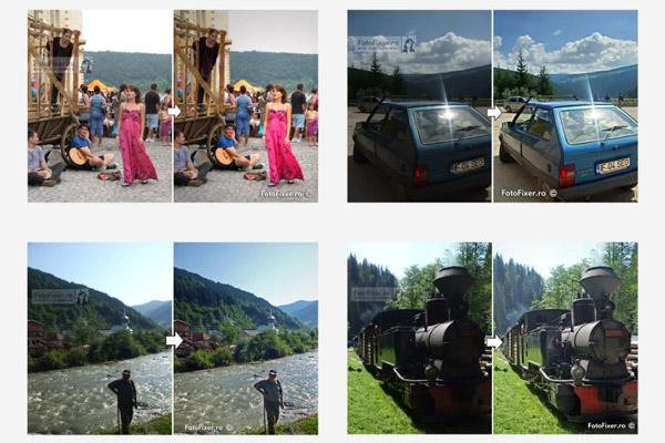 cover portofoliu retusari foto de amator - portfolio - FotoFixer