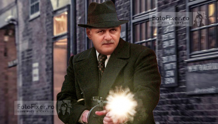 dragnea mafiot executa 2 - Trucaje foto – portofoliu - FotoFixer