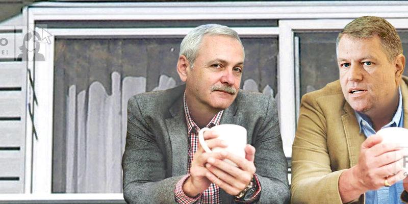 dragnea si iohannis la cafea 123 800x400 - Trucaje foto – portofoliu - FotoFixer