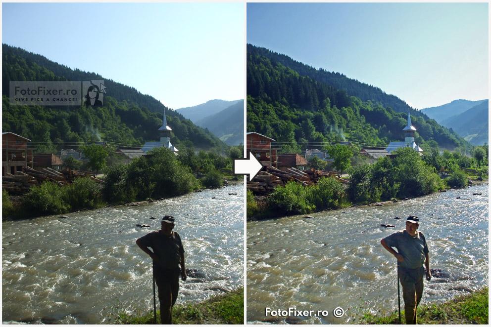 retu  are fotografie digital   peisaj maramure   editare foto postprocesare - Exemple retusare foto digitale | fotografii retusate | poze retusate - FotoFixer