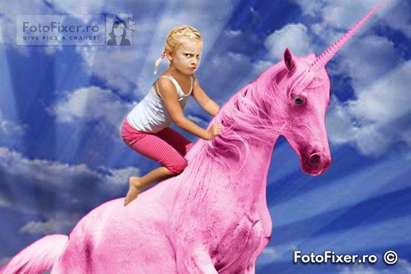 trucaje cadou personalizat fotofixer unicorn 600x400 - Home - FotoFixer