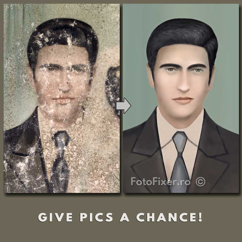retusare poze portret fotofixer - Retusare foto (retusare poze, retusare fotografii) - FotoFixer